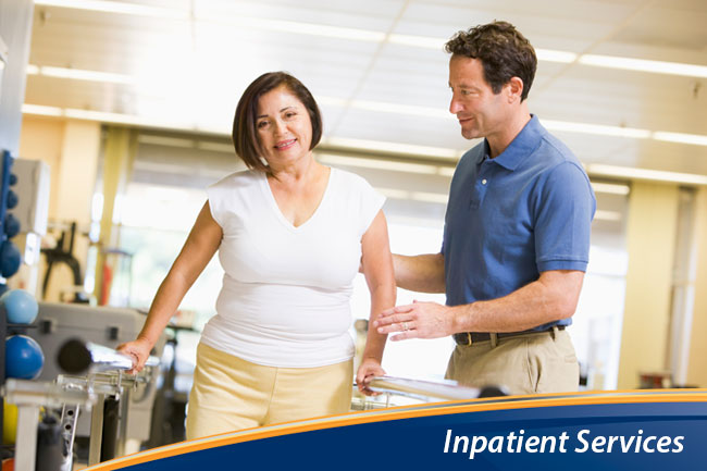 inpatient physical therapy