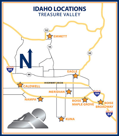 Boise Idaho Physical Therapy Locations