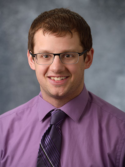 Kyle Herauf, Physical Therapist