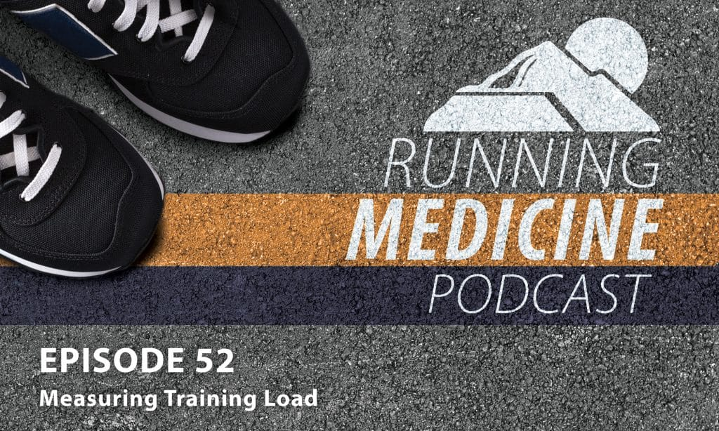 Episode 52 of the Mountain Land Running Medicine podcast artwork
